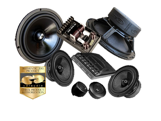 CDT Audio HD642