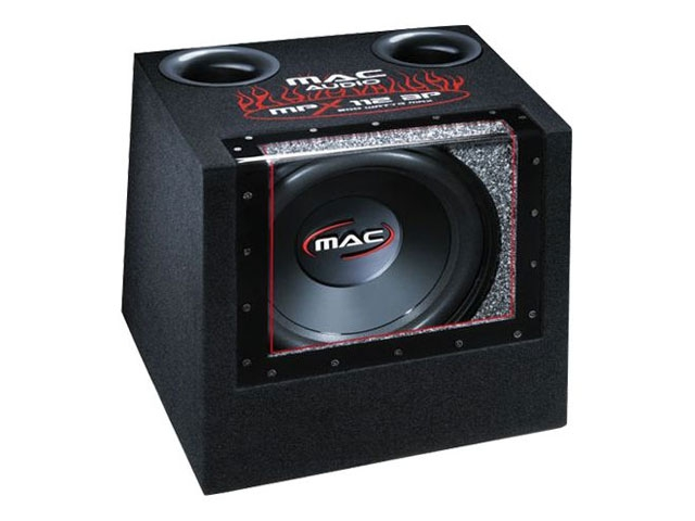Mac Audio MPX112BP